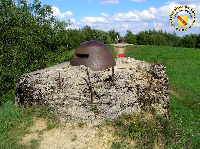 DOUAUMONT (55) - Le Fort