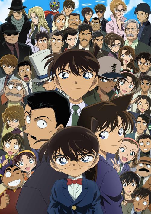 [Movies] Detective Conan Movies (1-16) Detective_Conan_Characters