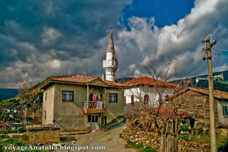 Old Tarakli Street