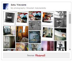 Katutaidetta. Street Art. kokoelmani Pinterestissä: