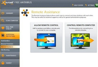 Avast! Free Antivirus4