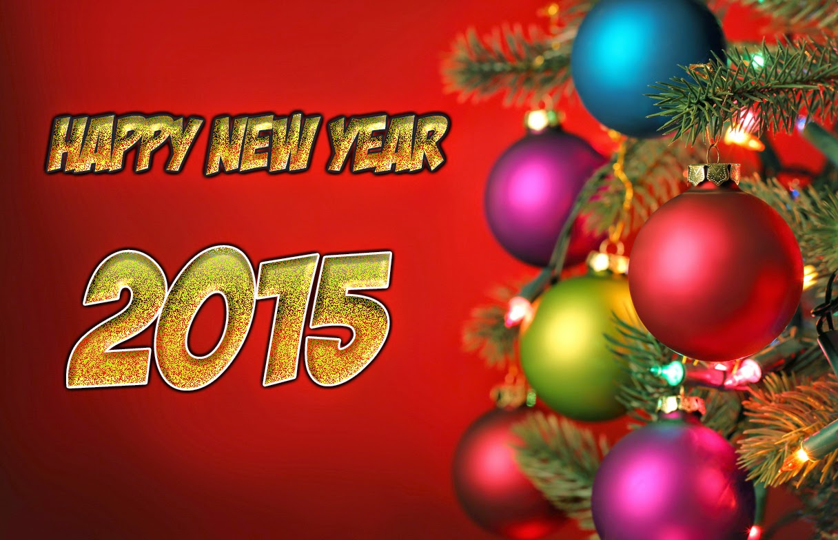Happy New Year Cards 2015 Free Download
