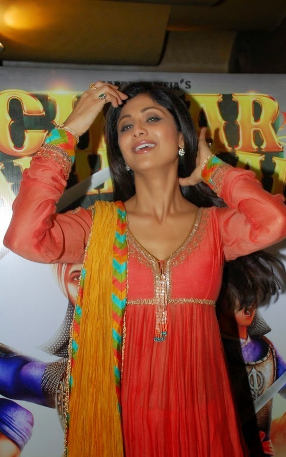 shilpa shetty tallest bollywood actress