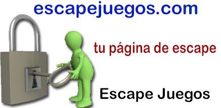 Juegos de Escape. Escapa de la habitación con los mejores juegos de escape de escapejuegos.com