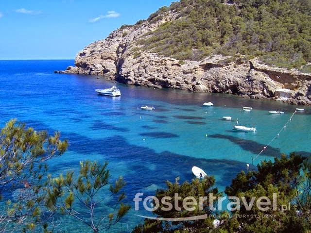 Ibiza Baleary Hiszpania foto zdjęcia