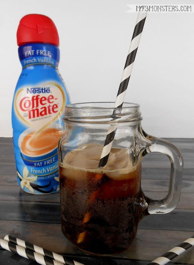 #TakeBackVanilla with these creamy rootbeer drinks at my3monsters.com