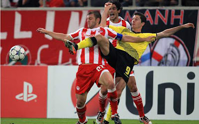 Olympiakos Piraeus 3 - 1 Borussia Dortmund (2)