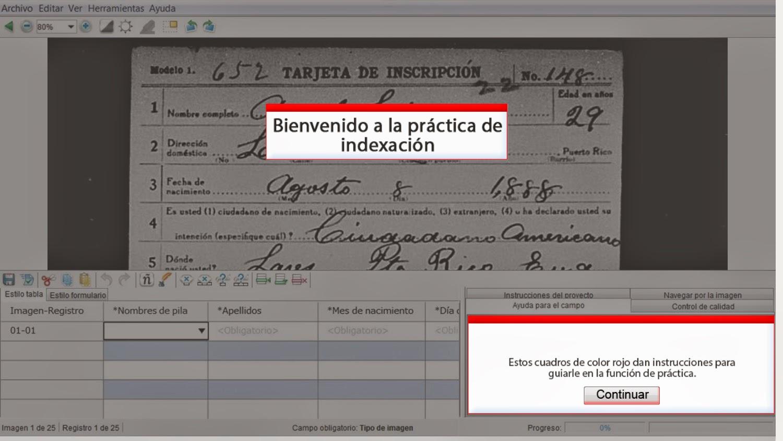 Indexing-prueba