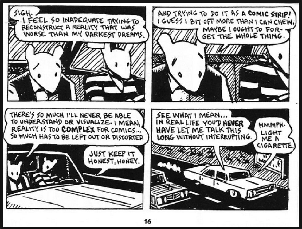survival in maus i and maus ii two graphic novels by art spiegelman (vladek spiegelman) survival of the german maus essay engl103 short paper two maus in his graphic novels maus i and maus ii, art spiegelman.