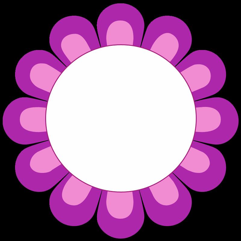 Frame bunga ini boleh digunakan sebagai kad sukukata , kad nombor dan ...