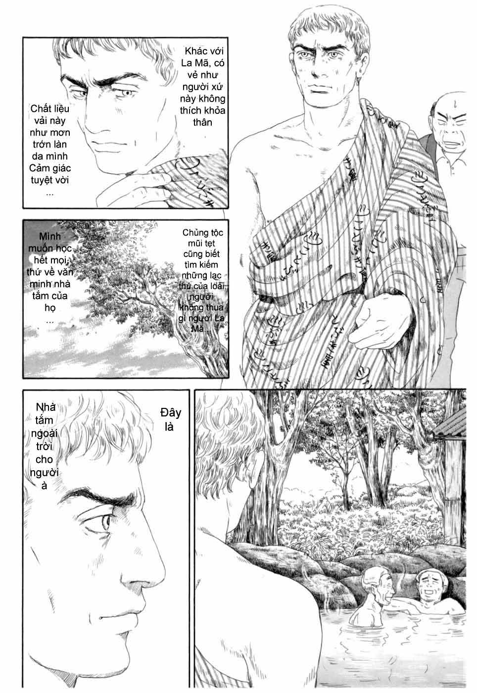 Thermae Romae chap 2 - Trang 21