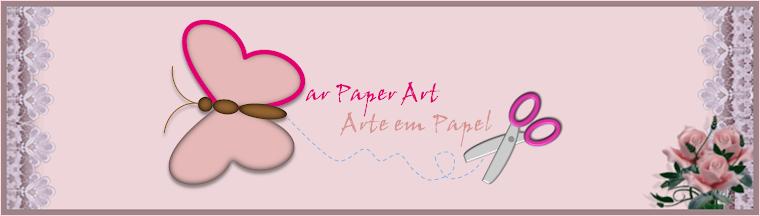 Mar Paper Art  Arte em Papel
