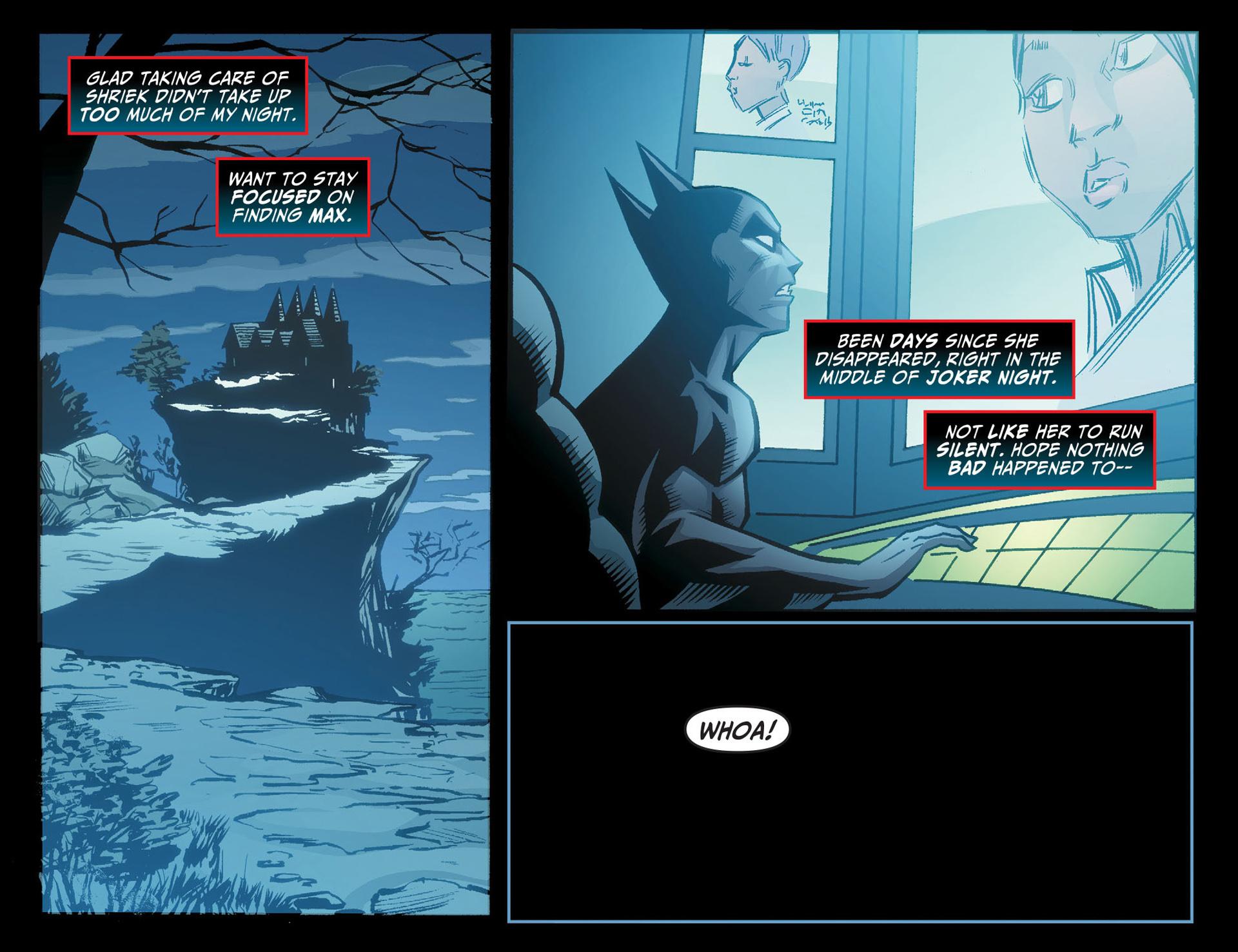 Batman Beyond (2012) Issue #22 #22 - English 19