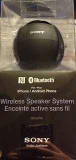 Sony Bluetooth Wireless Mobile Speaker System