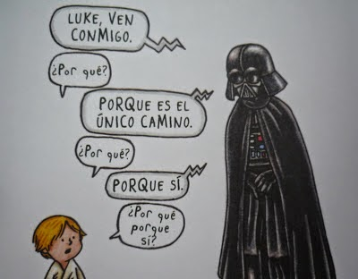 Star Wars. Darth Vader e hijo Cómics Star Wars por que Jeffrey Brown
