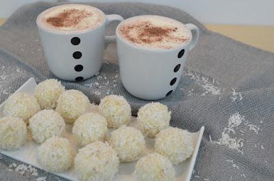 Kokos-Schneeball-Pralinen