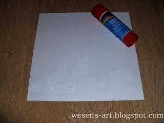 Lamp from Canvas 08     wesens-art.blogspot.com
