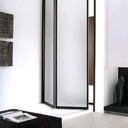 Porte a soffietto, Porta, Porte interne, legno, PVC
