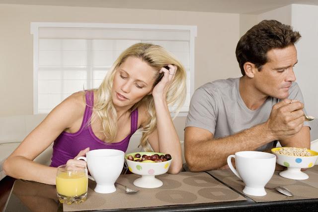 Combattre les problèmes du mariage