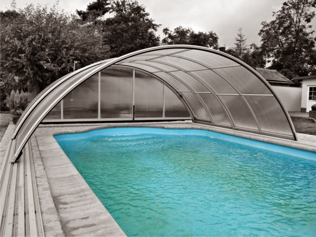 Cubierta para piscina