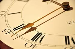 Der Lauf der Zeit...