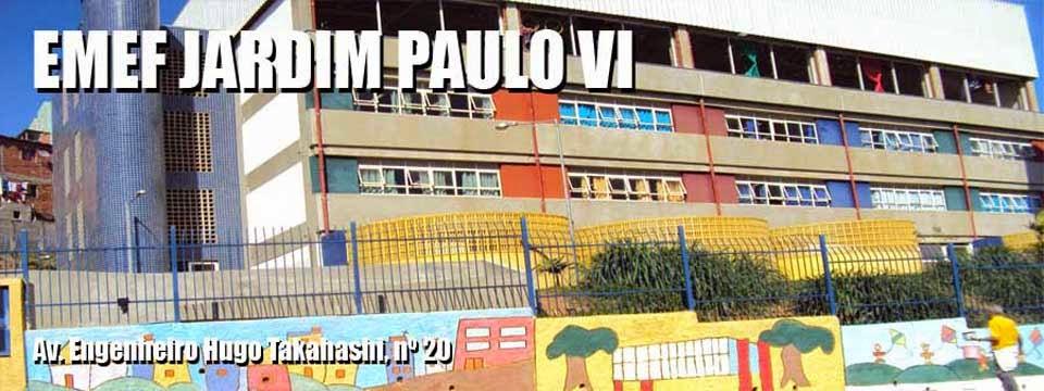 Blog da EMEF Jardim Paulo VI
