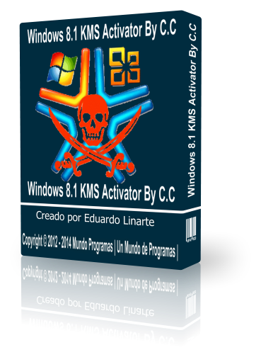 Windows 8.1 KMS Activator v.3.2 Activador de Win 8.1 y office 2013