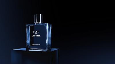 Bleu fragancia masculina de Chanel