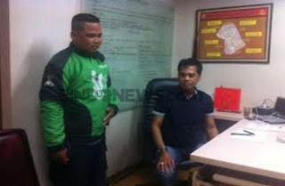 Gojek Edarkan Sabu | Gojek Ditangkap Polisi Edarkan Sabu