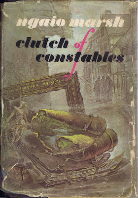 cover of Clutch of Constables
