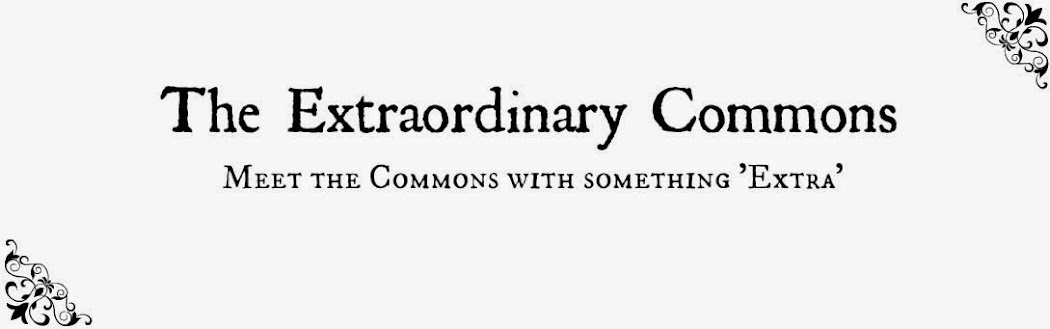 The Extraordinary Commons
