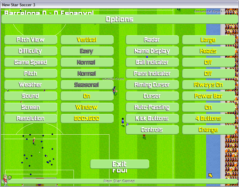 New soccer star 5 hacked free software and shareware