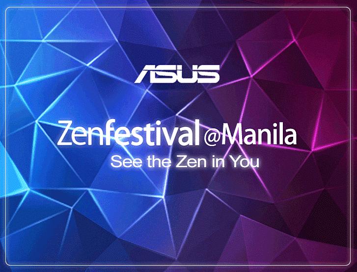 Asus ZenFestival Manila