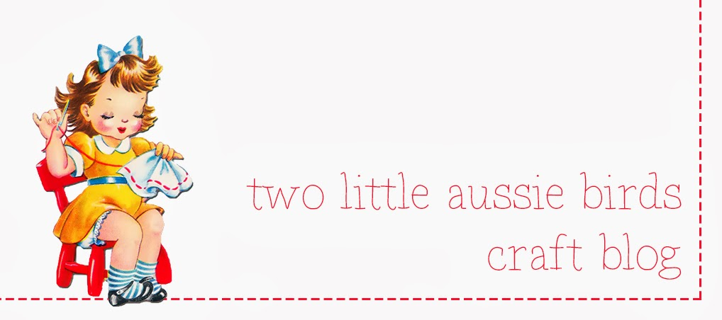 two little aussie birds