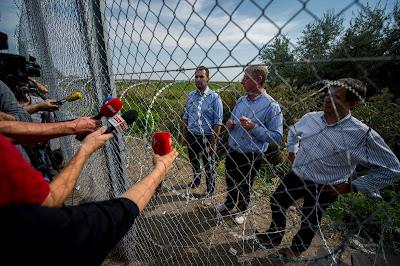 Gyurcsány Ferenc, magyar-szerb határ, határzár, menekültválság, Magyarország, Demokratikus Koalíció,