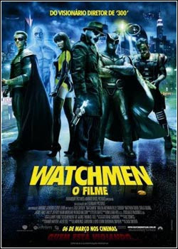 Download - Watchmen O Filme DVDRip - AVI - Dual Áudio
