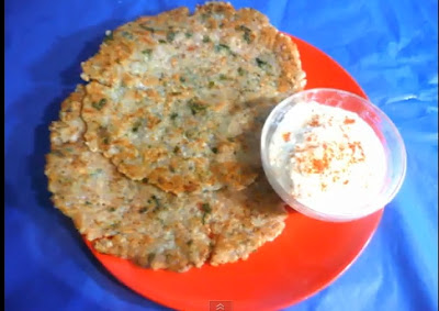 sabudana recipes paratha