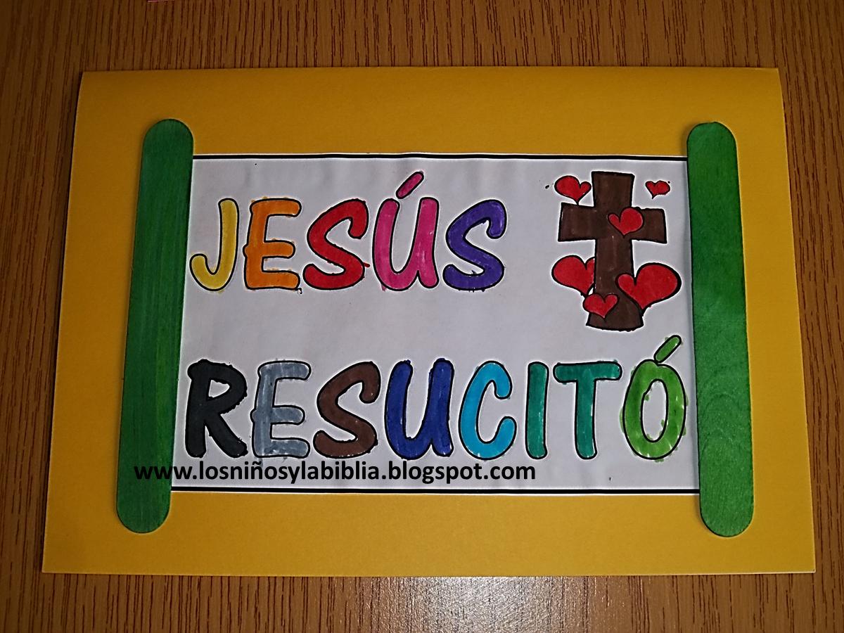 Religi n las vegas semana santa manualidades for Un mural facil de hacer