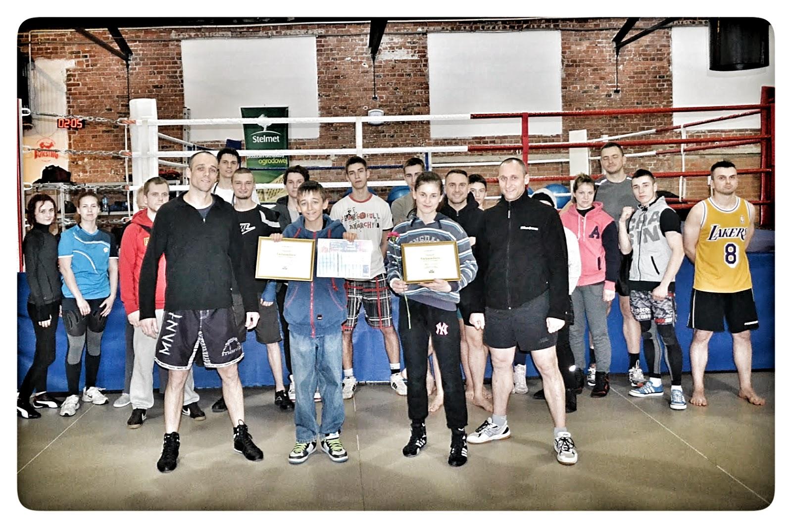 Ambasador, kickboxing, boks, muay thai, trening, smartphon, motorola, moto g, sport, Zielona Góra