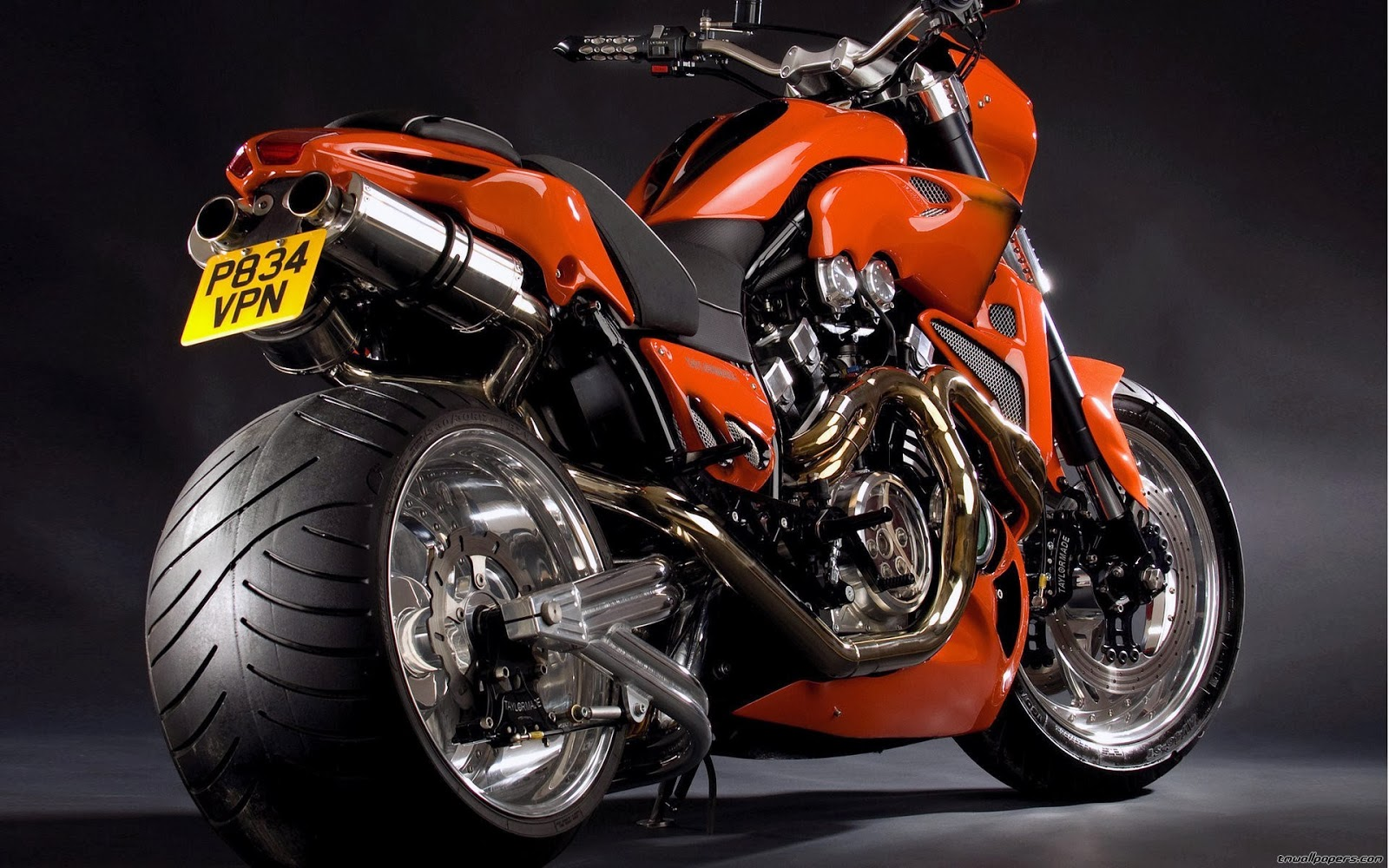 Motor Harley Davidson R Way Collection