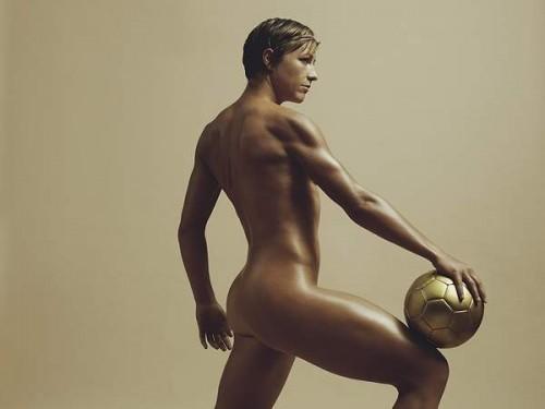 Abby Wambach  ESPN Body Issue