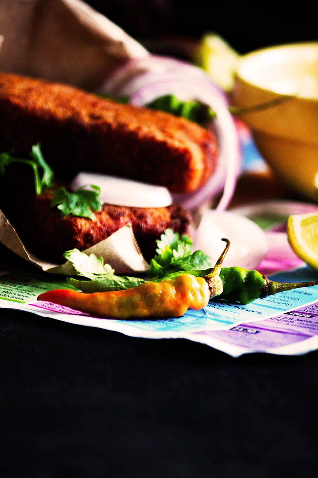 Bengali fish fry the fish cutlet eat read cook for Cliffords fish fry