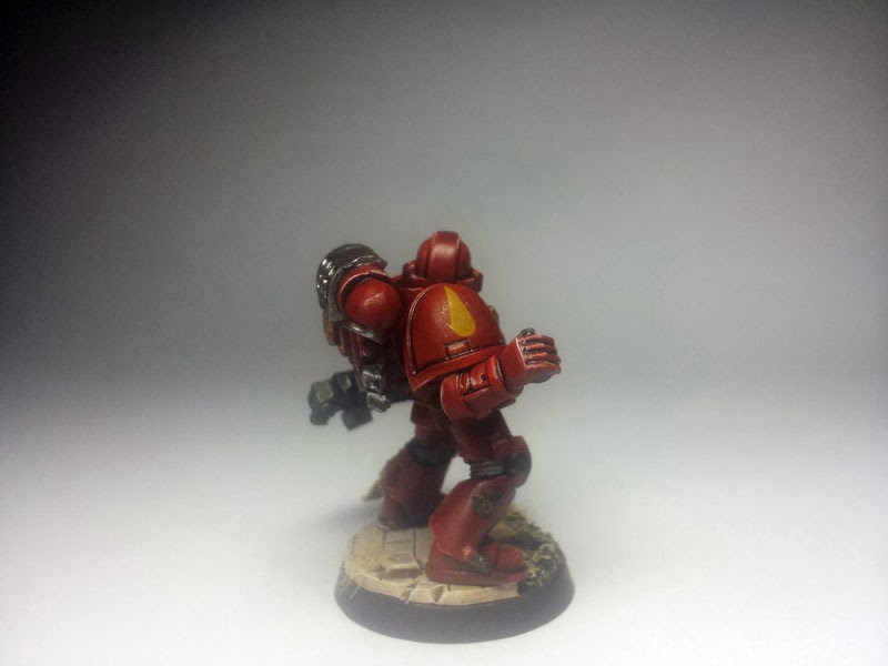 BLOOD ANGELS - WARHAMMER 40000 4-4