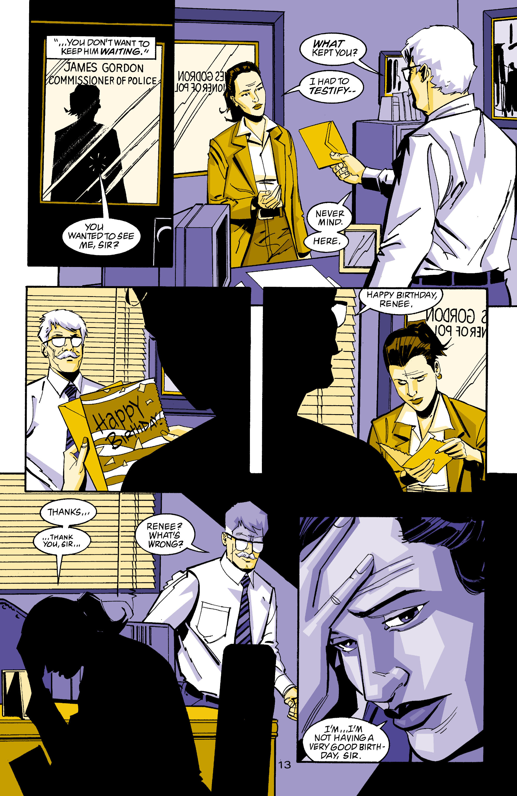 Detective Comics (1937) 747 Page 13