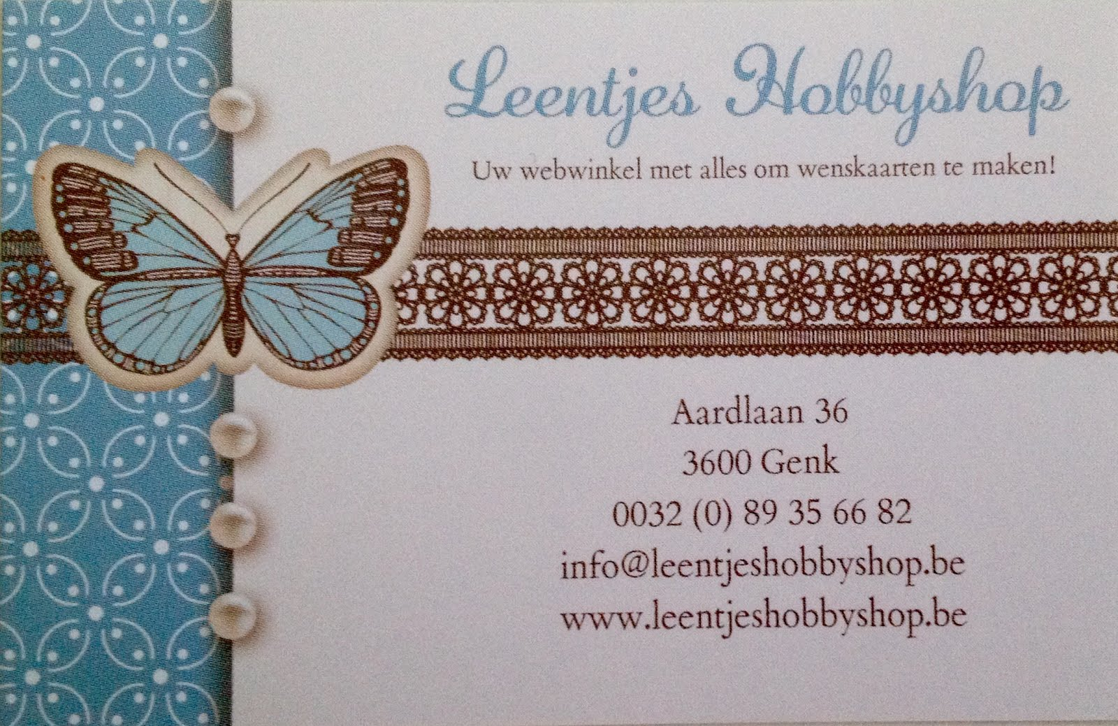 Webwinkel Leentjes Hobbyshop