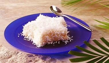 #receita de #nuvem de #coco
