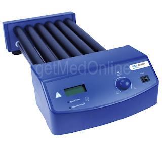 Scilogex MX-T6-Pro LCD Digital Tube Roller Mixer, 82321201