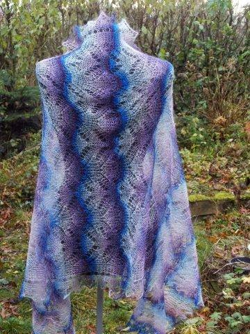 TE KOOP: extra grote sjaal