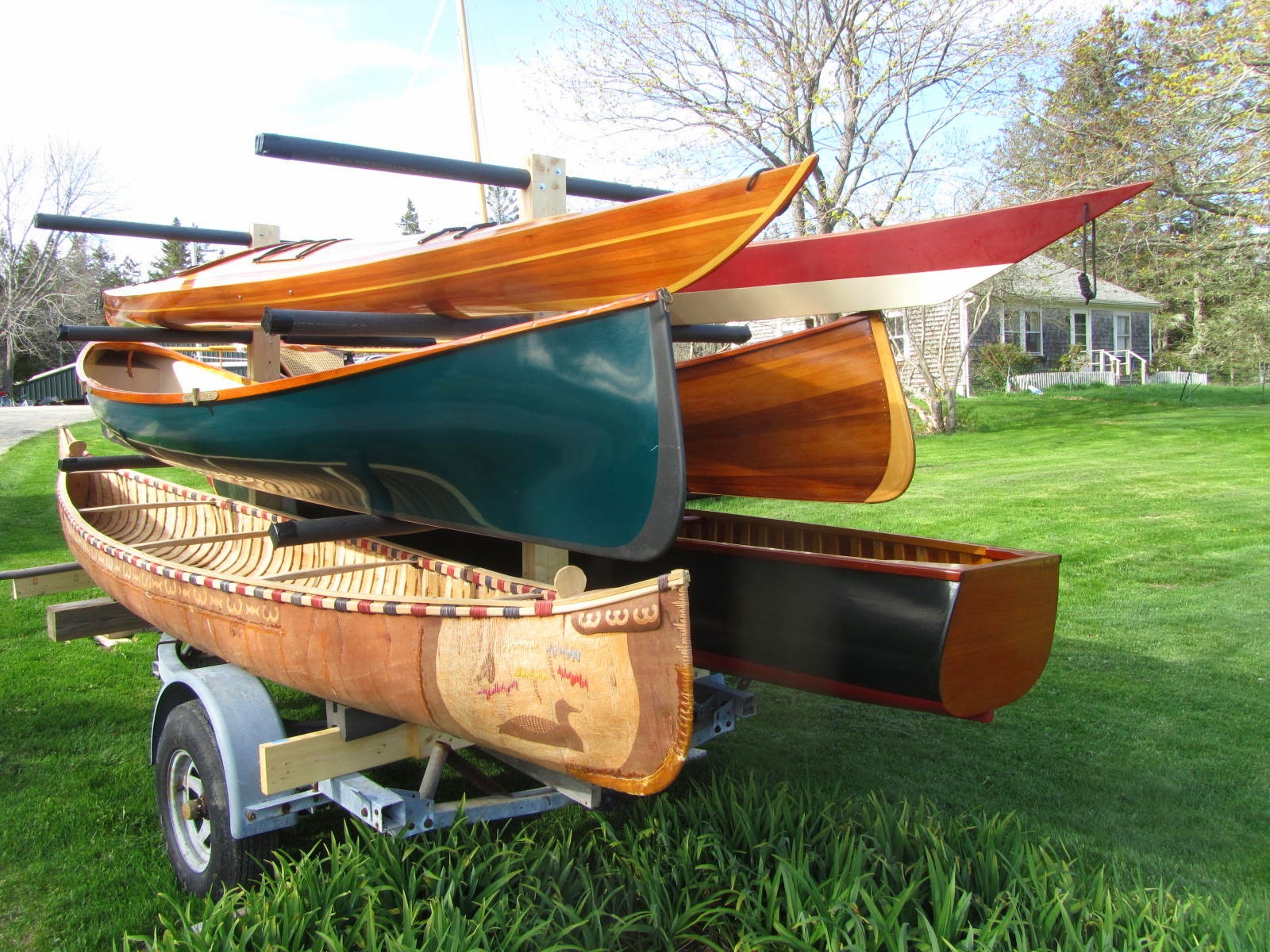 Wooden boats for sale in maine waterfront