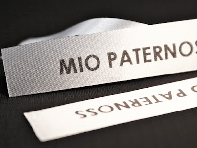 Label Satin